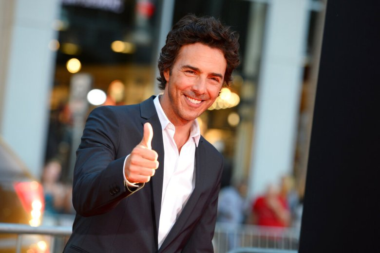 """Director/producer Shawn Levy arrives at the Los Angeles premiere of """"This Is Where I Leave You"""" at the TCL Chinese Theatre on Monday, Sept. 15, 2014. (Photo by Jordan Strauss/Invision/AP)"""