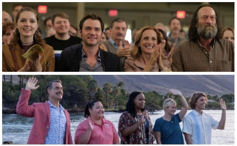 """Coda"" ""The White Lotus"" Apple TV+ HBO"