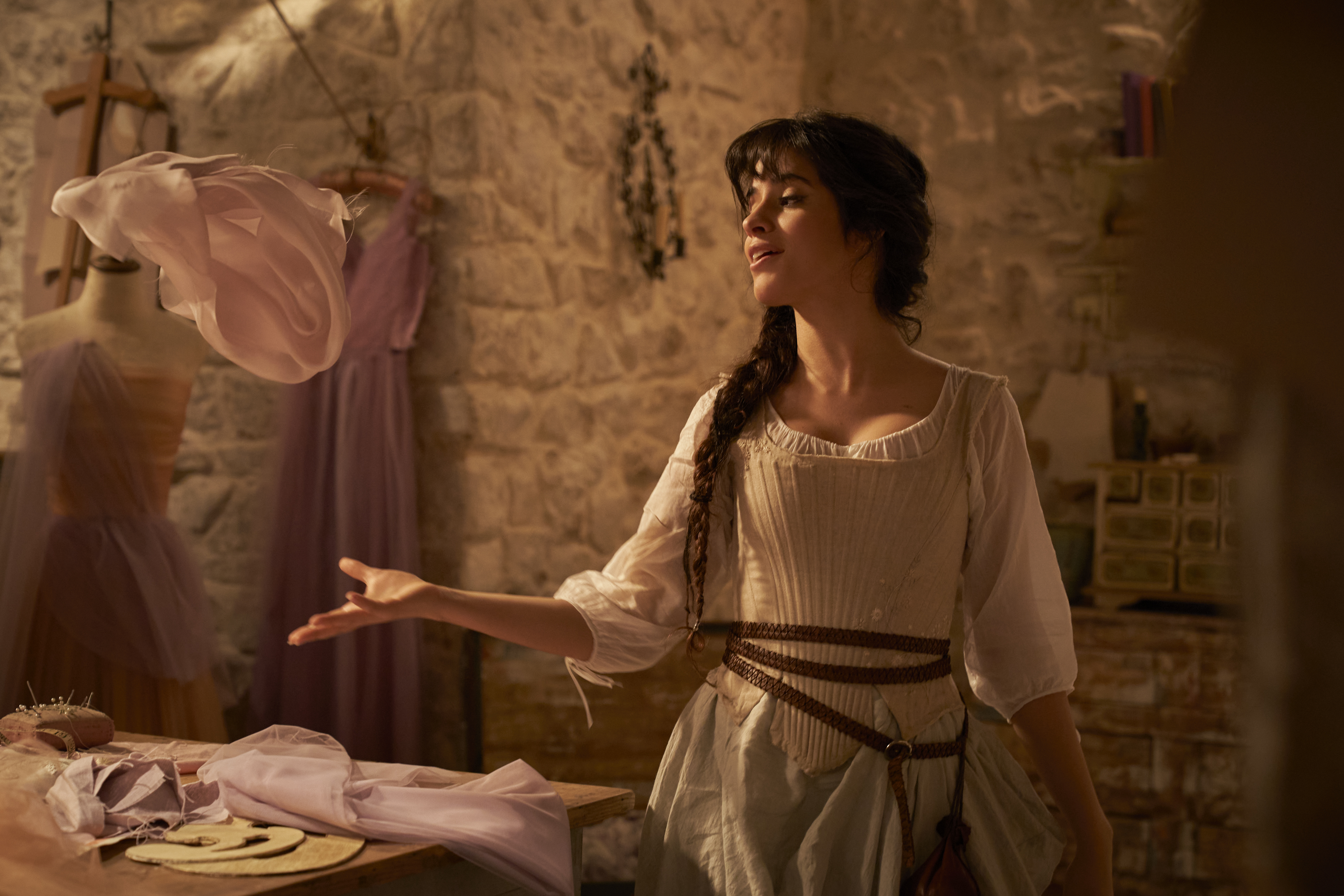 Cinderella' (2021) Review: Camila Cabello Charms in Reimagining | IndieWire