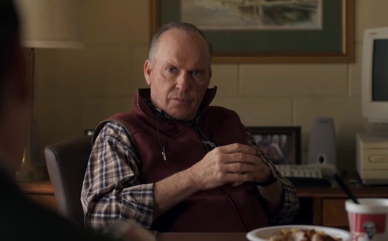 Dopesick Michael Keaton Hulu series