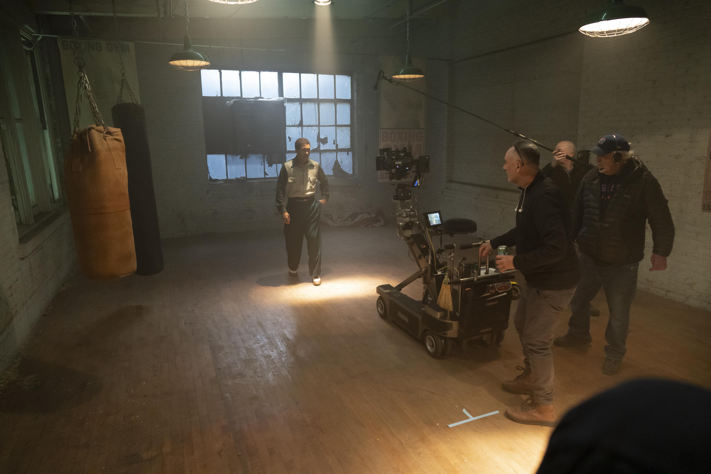 """Fargo"" Cinematographer Dana Gonzales"