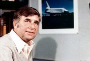 Writer-producer Gene Roddenberry, ca. 1970s