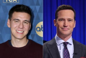 James Holzhauer, Mike Richards