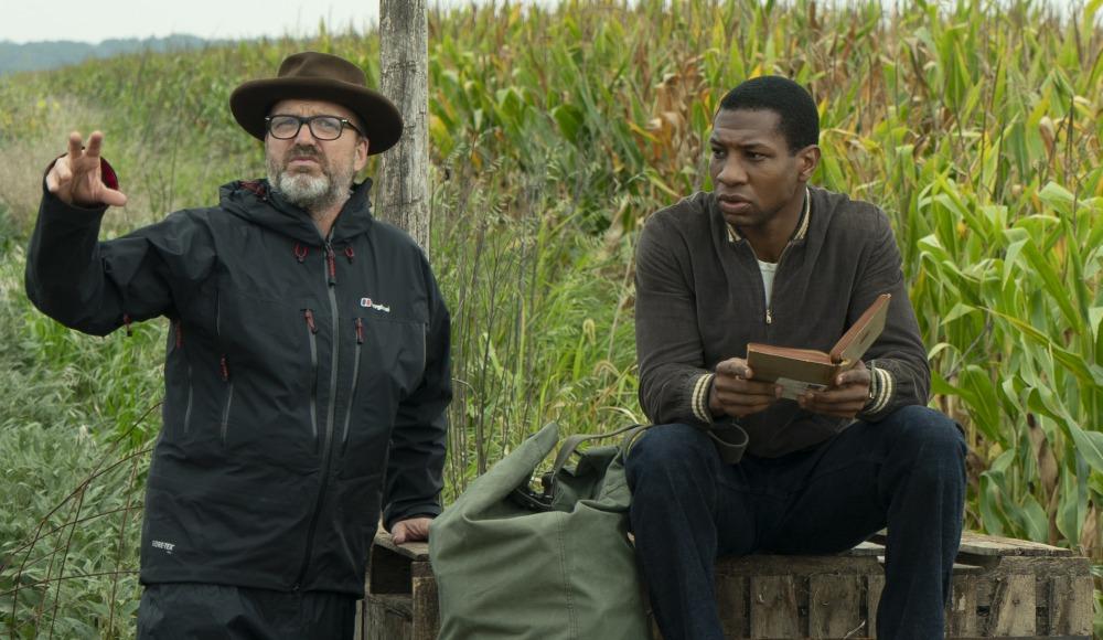 """Lovecraft Country"" cinematographer Tat Radcliffe Jonathan Majors"