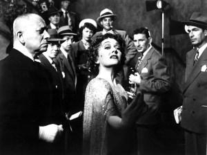 SUNSET BOULEVARD, Erich von Stroheim, Gloria Swanson, 1950, 'ready for my closeup'