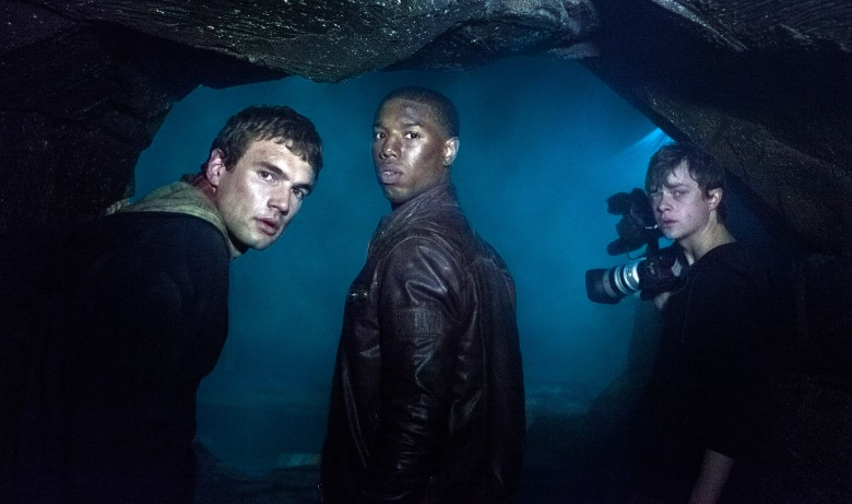 CHRONICLE, from left: Alex Russell, Michael B. Jordan, Dane DeHaan, 2012. ph: Alan Markfield/TM & copyright ©20th Century Fox Film Corp. All rights reserved/courtesy Everett Collection
