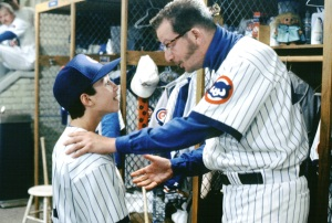 ROOKIE OF THE YEAR, Thomas Ian Nicholas, Daniel Stern, 1993. TM and Copyright © 20th Century Fox Film Corp. All rights reserved. Courtesy: Everett Collection.