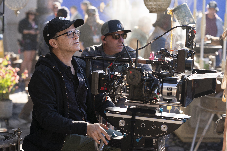 """The Mandalorian"" cinematographer Matthew Jensen"