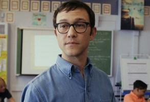 "Joseph Gordon-Levitt in ""Mr. Corman"" Apple TV+ TV show"