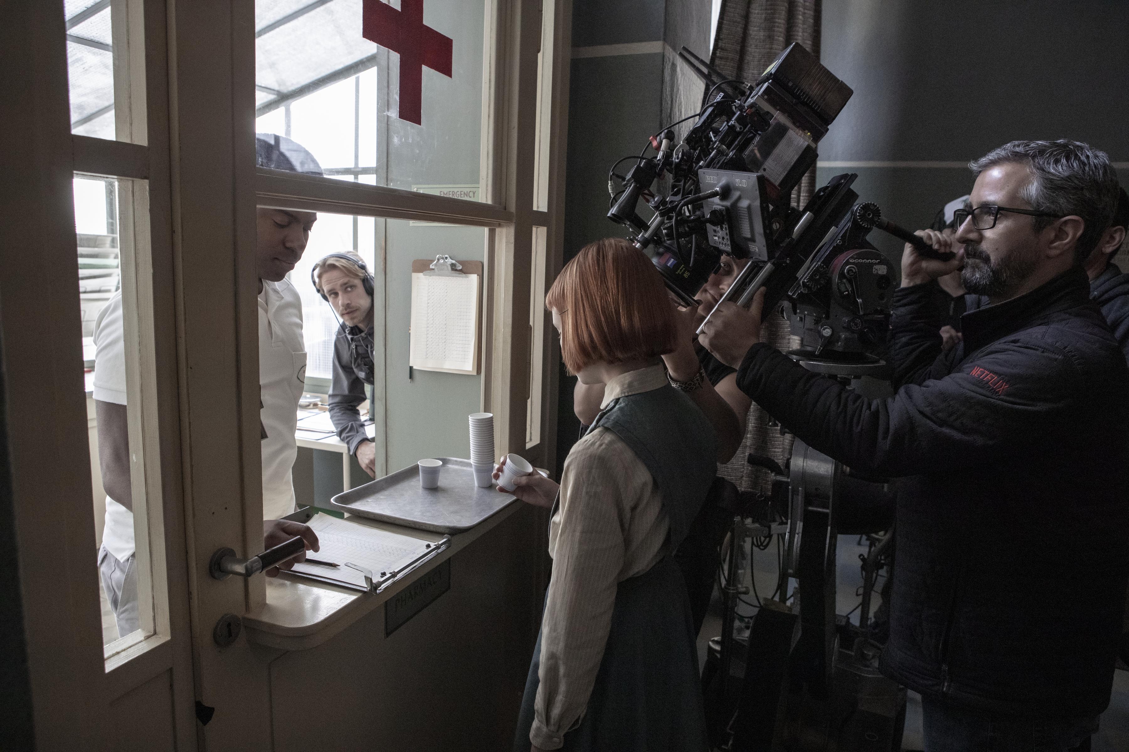 """""""The Queen's Gambit"""" cinematographer Steven Meizler"""