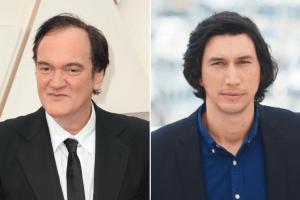 Quentin Tarantino Reveals His Slam-Dunk 'Good Movie' Idea: Adam Driver as Rambo