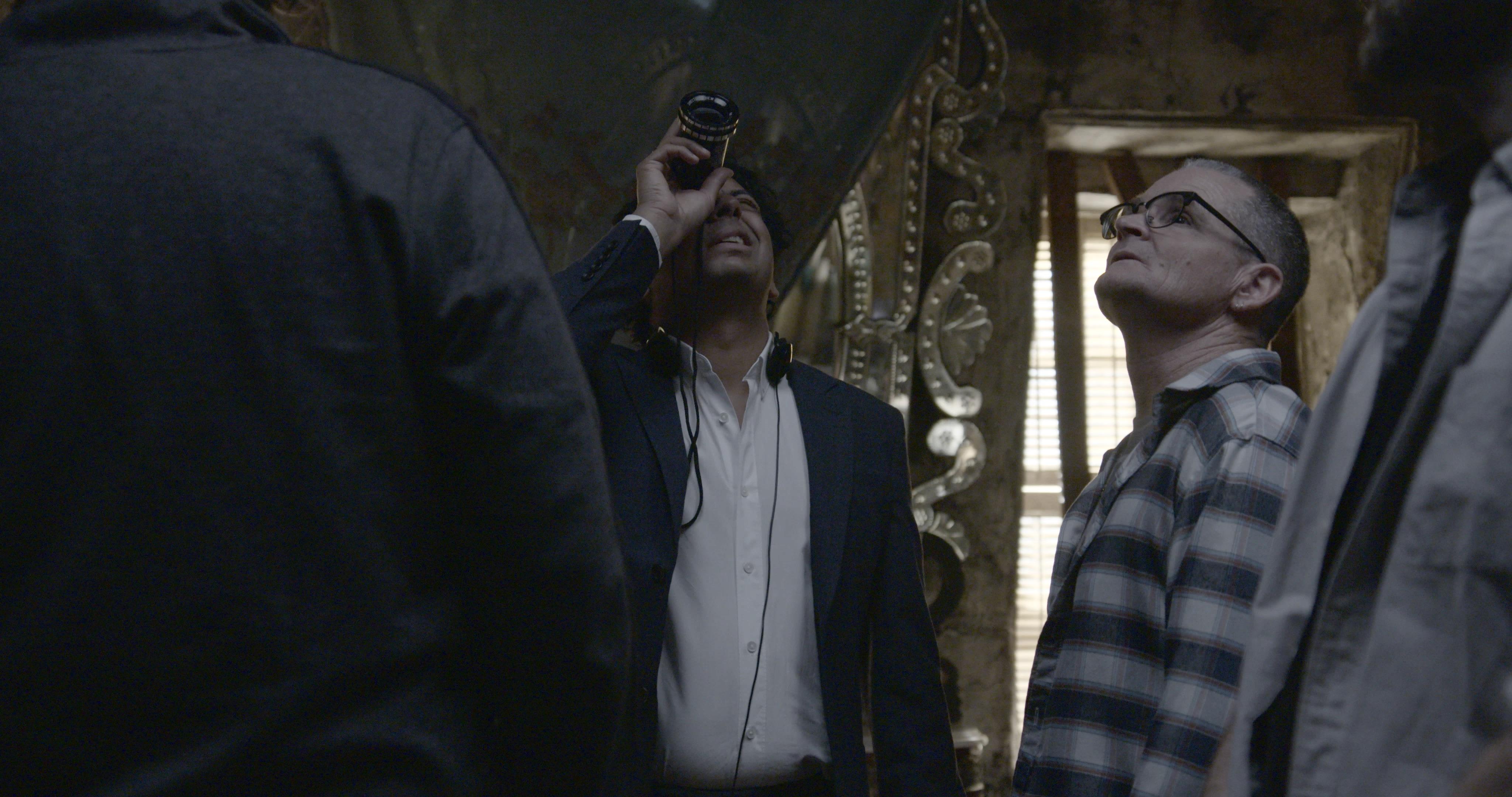 """Servant"" cinematographer Marshall Adams"