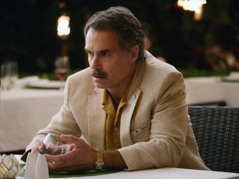 "Murray Bartlett in ""The White Lotus"""