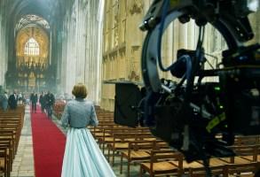"""The Crown"" Behind the Scenes"