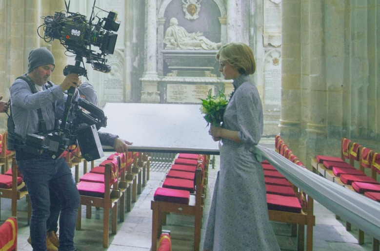 """Behind the Scenes of """"The Crown"""" Season 4, Episode 3."""