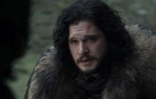 """Kit Harington in the """"Game of Thrones"""" finale, """"The Iron Throne"""""""