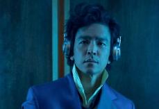 "John Cho in Netflix's ""Cowboy Bebop"""