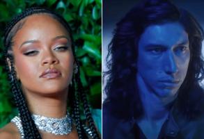 """Rihanna, Adam Driver in """"Annette"""""""