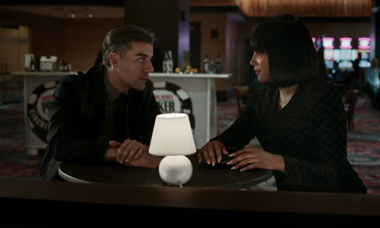 00781_FP_CARDCOUNTEROscar Isaac stars as William Tell and Tiffany Haddish as La Linda in THE CARD COUNTER, a Focus Features release. Credit: Courtesy of Focus Features / ©2021 Focus Features, LLC