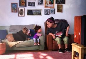 Nona Pixar SparkShort
