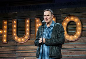 Norm Macdonald seen at KAABOO 2017 at the Del Mar Racetrack and Fairgrounds on Saturday, Sept. 16, 2017, in San Diego, Calif. (Photo by Amy Harris/Invision/AP)