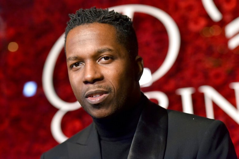 Actor Leslie Odom Jr. attends the 2019 Princess Grace Awards Gala at the Plaza Hotel in New York, NY, November 25, 2019. (Photo by Anthony Behar/Sipa USA)(Sipa via AP Images)