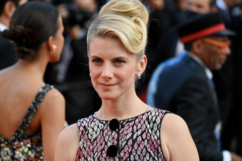 Melanie Laurent attending the Closing Ceremony of the 74th Cannes Film Festival in Cannes, France on July 17 2021. Photo by Julien Reynaud/APS-Medias/Abaca/Sipa USA(Sipa via AP Images)