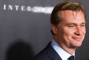 """Director Christopher Nolan attends the """"Interstellar"""" premiere on Monday, Nov. 3, 2014 in New York. (Photo by Charles Sykes/Invision/AP)"""