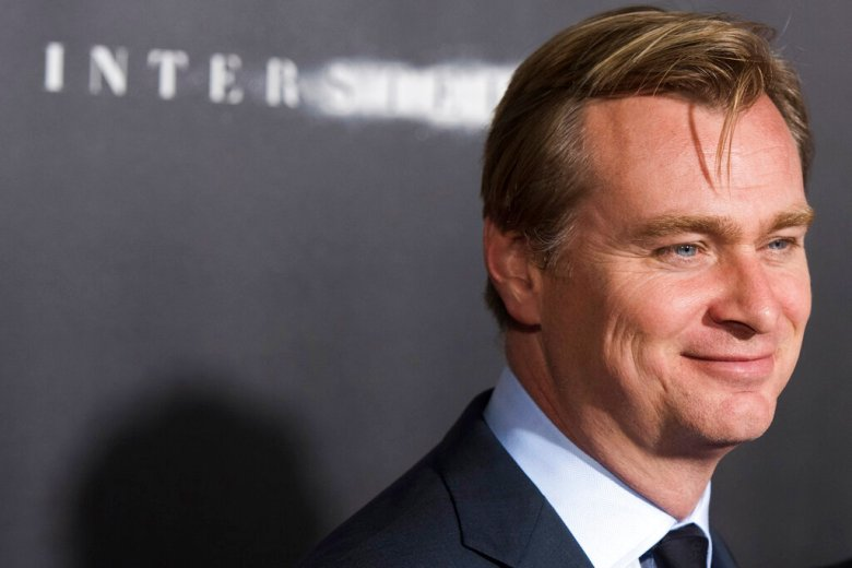 "Director Christopher Nolan attends the ""Interstellar"""