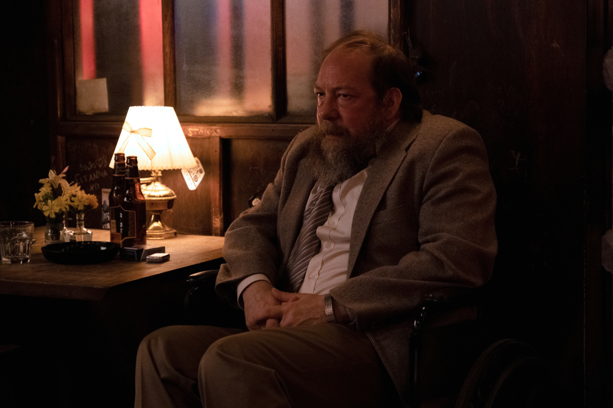 """Bill Camp as Henry English in AMERICAN RUST, """"Happy Returns"""". Photo credit: Dennis Mong/SHOWTIME."""
