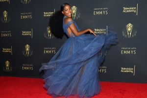 Emmys Highlights: The Best Dresses, Suits, and Photos from the 2021 Ceremonies