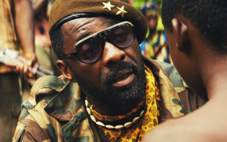 "Idris Elba, ""Beasts of No Nation"""