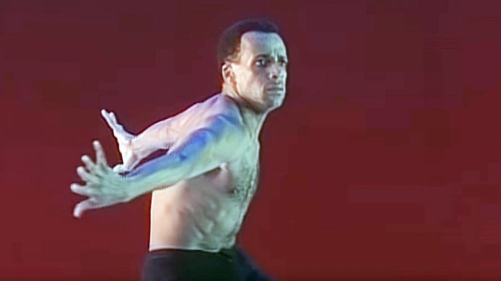 AILEY, Alvin Ailey, in vintage footage, 2021. © Neon / Courtesy Everett Collection