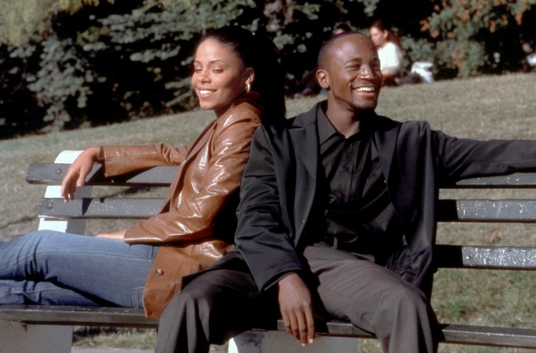 BROWN SUGAR, Sanaa Lathan, Taye Diggs, 2002, TM & Copyright ©20th Century Fox Film Corp. All rights reserved./Courtesy Everett Collection