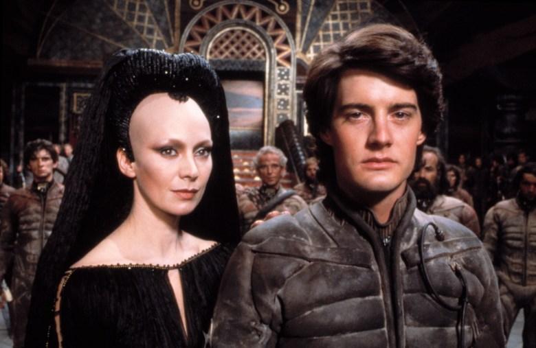 DUNE, Francesca Annis, Kyle MacLachlan, 1984