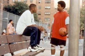 HE GOT GAME, Ray Allen, Denzel Washington, 1998, (c)Buena Vista Pictures/courtesy Everett Collection