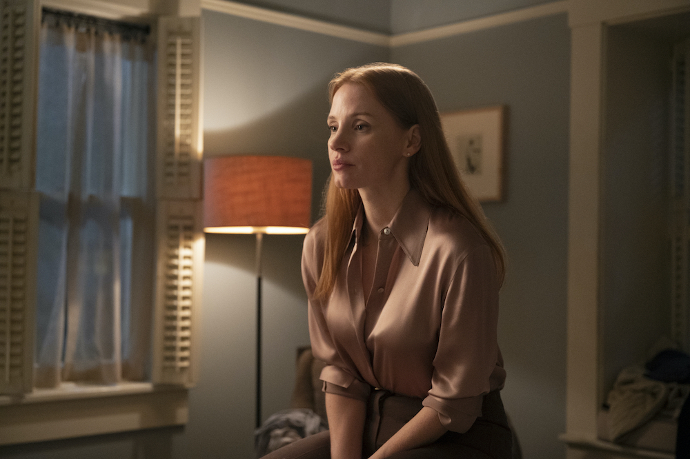 Scenes from a Marriage Jessica Chastain HBO