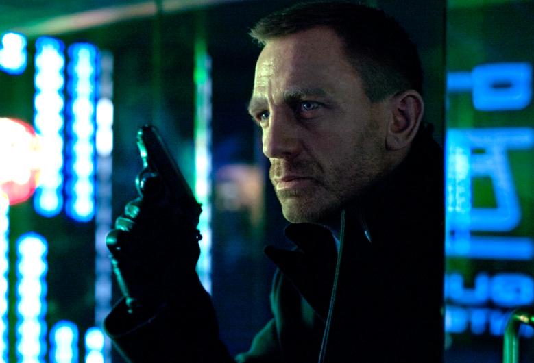 """Daniel Craig, """"Skyfall"""""""