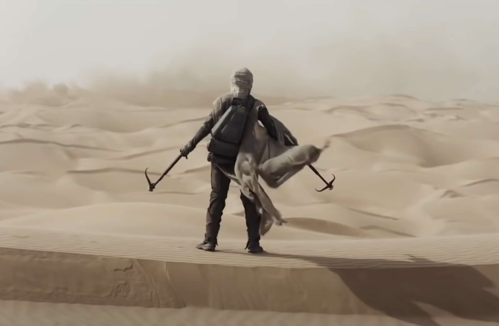 Dune: what Denis Villeneuve changed from the book