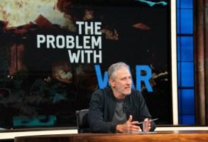 """The Problem with Jon Stewart"" New Show Jon Stewart Apple TV+"