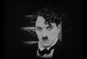 Charlie Chaplin in THE REAL CHARLIE CHAPLIN. Photo credit: Courtesy of SHOWTIME.