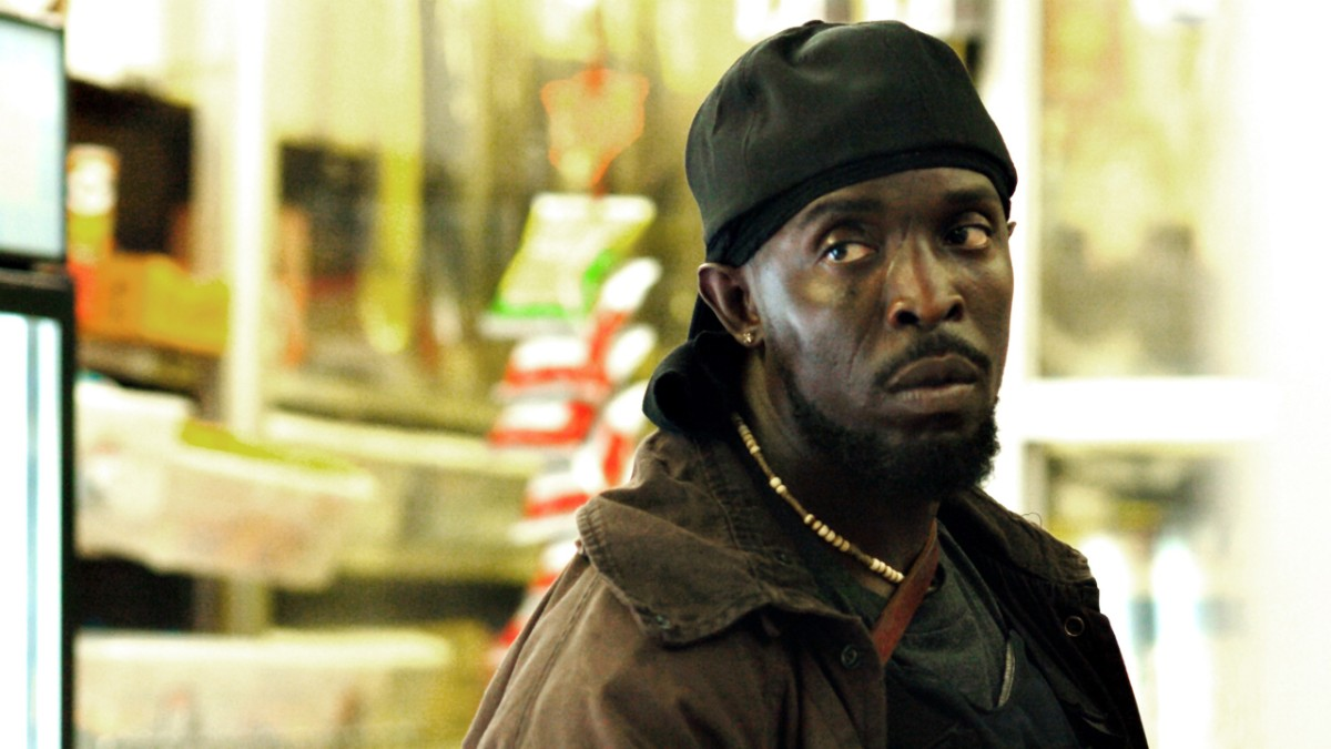 """Michael K. Williams as Omar in """"The Wire"""""""