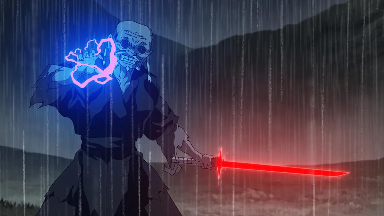 """""""Star Wars: Visions"""""""