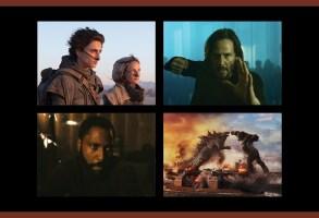 Dune Theater vs HBO Max