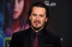 """Director Edgar Wright arrives at the premiere of """"Last Night in Soho"""" on Monday, Oct. 25, 2021, at the Academy Museum of Motion Pictures in Los Angeles. (Photo by Jordan Strauss/Invision/AP)"""