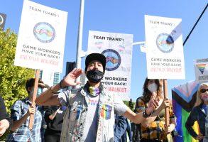 Netflix Chappelle protest employee walkout