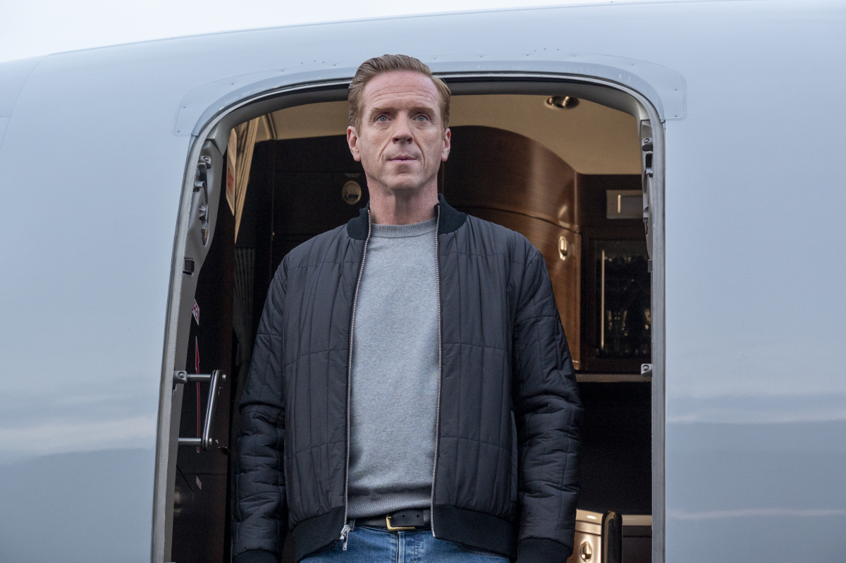 """Damian Lewis as Bobby """"Axe"""" Axelrod in BILLIONS """"No Direction Home"""". Photo Credit: Jojo Whilden/SHOWTIME"""
