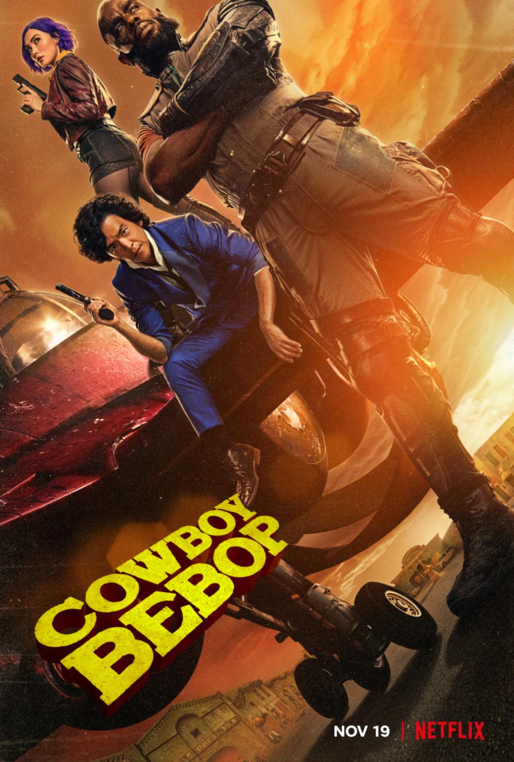 'Cowboy Bebop' Trailer: Netflix's Live-Action Adaptation of Classic Anime Draws Near