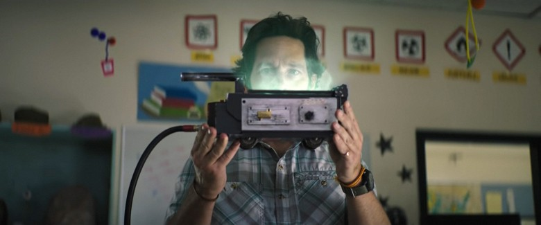 GHOSTBUSTERS: AFTERLIFE, Paul Rudd, 2021. © Columbia Pictures / Courtesy Everett Collection