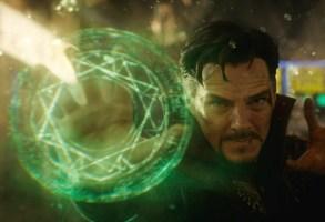 DOCTOR STRANGE, Benedict Cumberbatch, as Dr. Stephen Strange, 2016. © Walt Disney Studios Motion Pictures /Courtesy Everett Collection